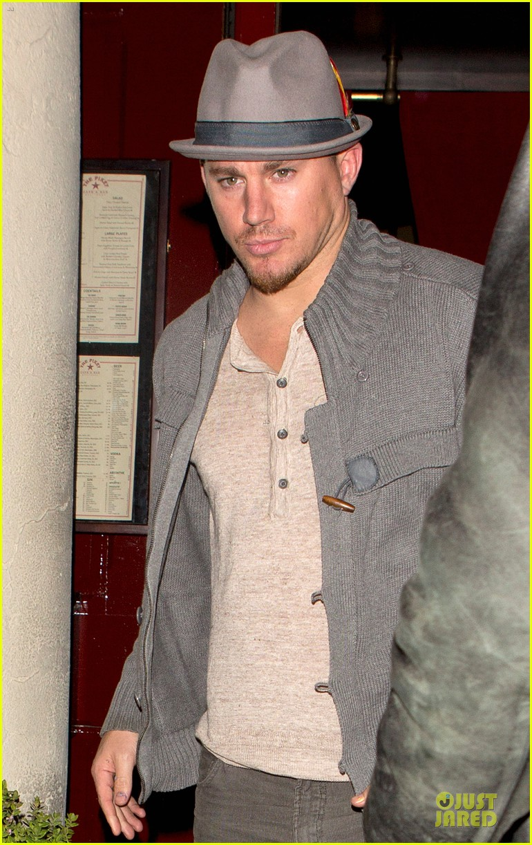 channing tatum makes daughter everly laugh 02