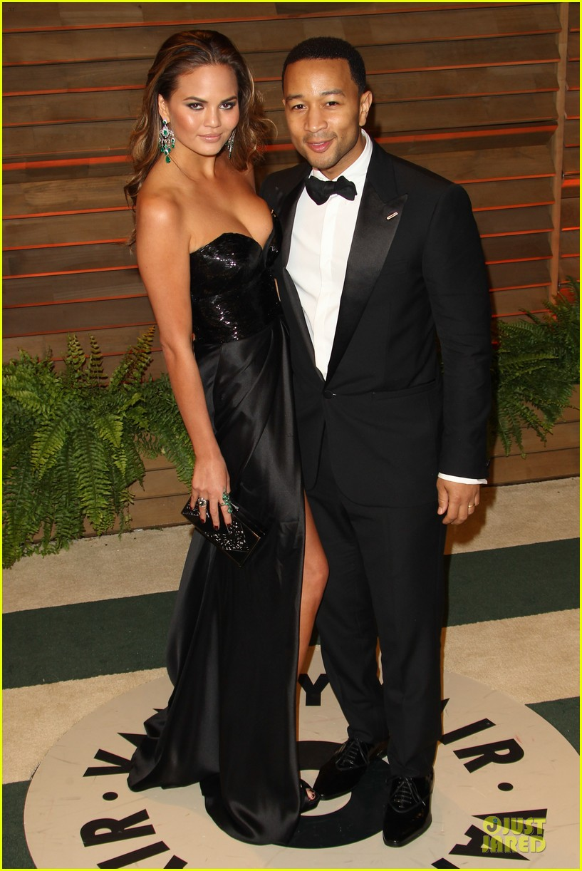 chrissy teigen john legend vanity fair oscars party 2014 01