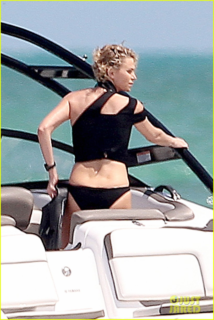 charlize theron bares her bikini body for miami photo shoot 22