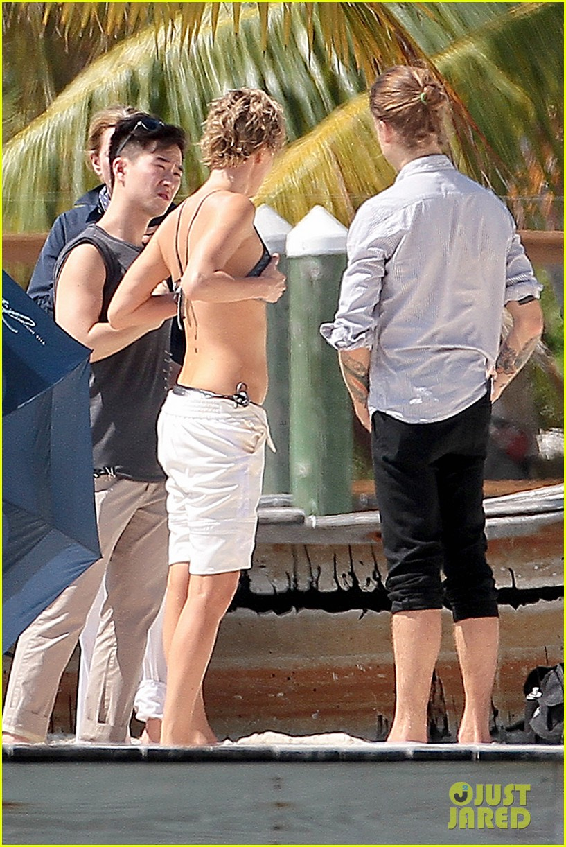 charlize theron bares her bikini body for miami photo shoot 253074917