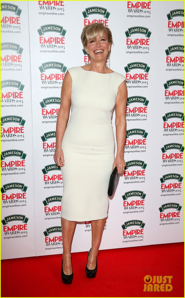 emma thompson goes for the gold at jameson empire awards 2014 06