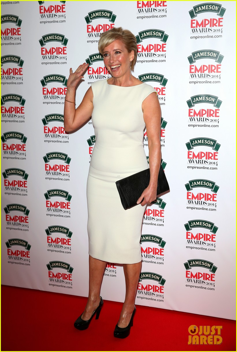 emma thompson goes for the gold at jameson empire awards 2014 073081818