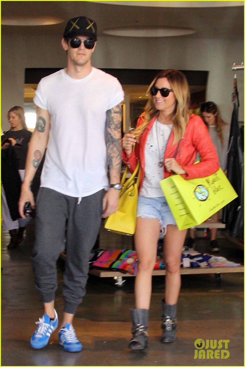 Ashley Tisdale S Style In Three Words Anything Can Happen