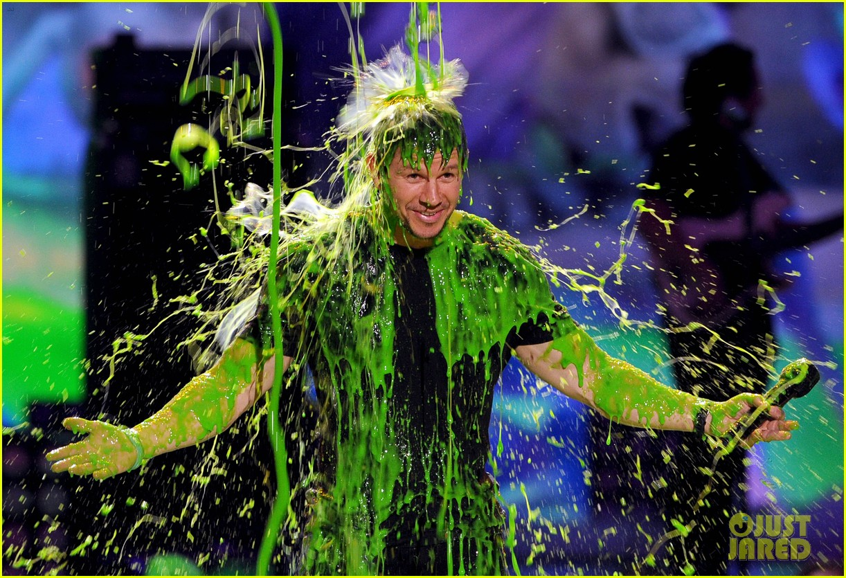 mark wahlberg kids choice awards 2014 03