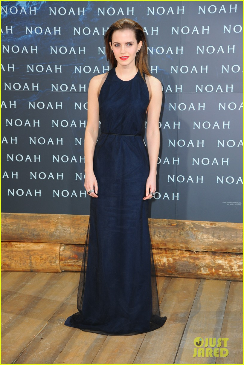 emma watson begins noah press tour premieres the film in berlin 07