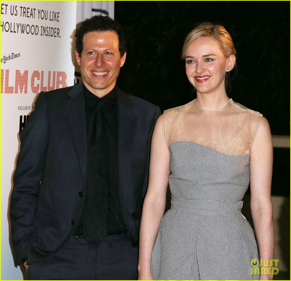 jess weixler annette bening the face of love screening 01