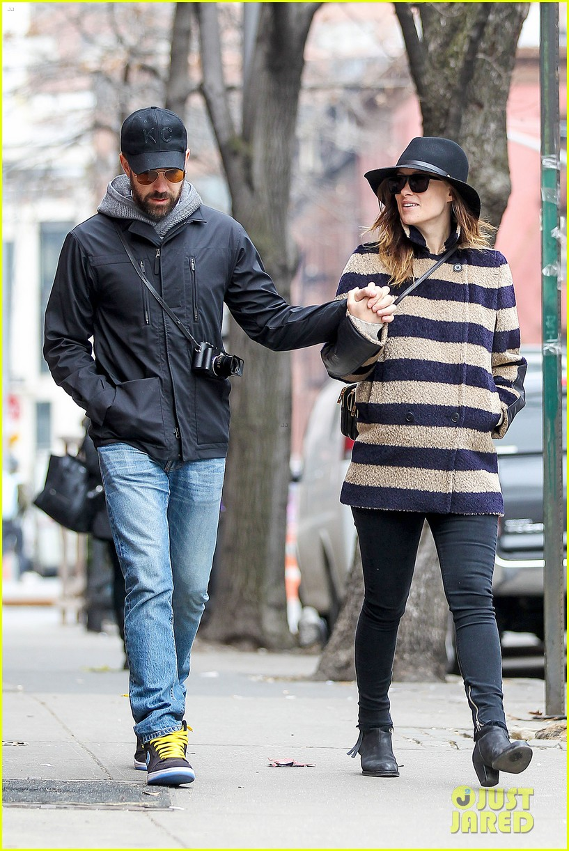 olivia wilde birthday lunch jason sudeikis 12