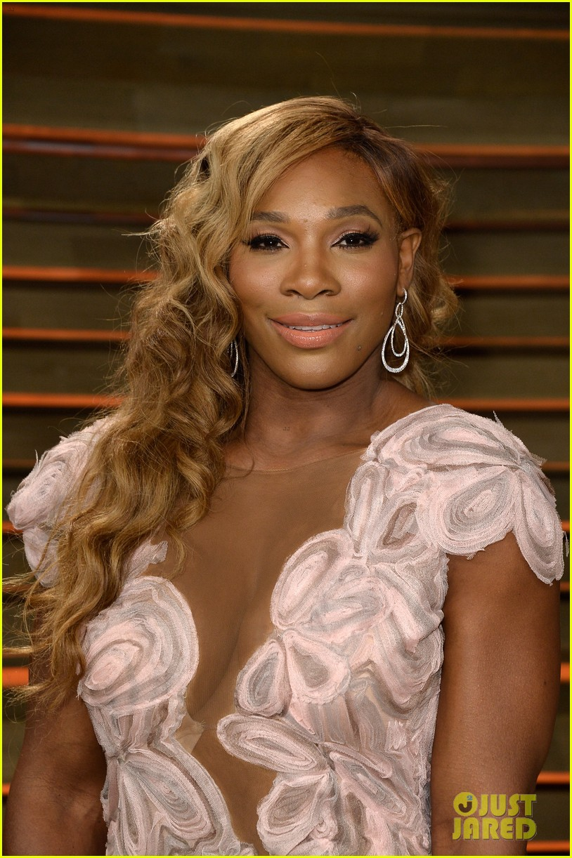 serena williams vanity fair oscars party 2014 013064489