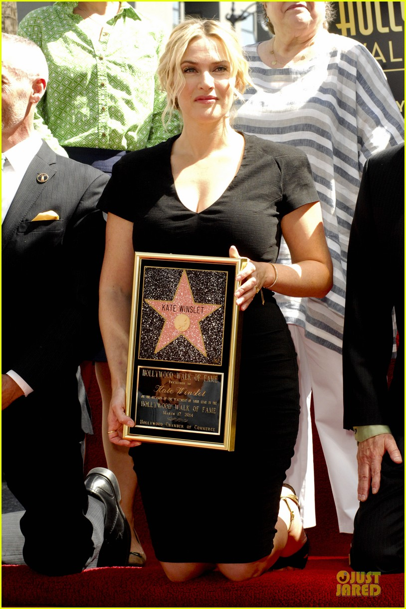 kate winslet shailene woodley hollywood walk of fame 02