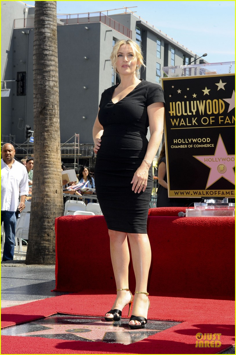kate winslet shailene woodley hollywood walk of fame 093073493