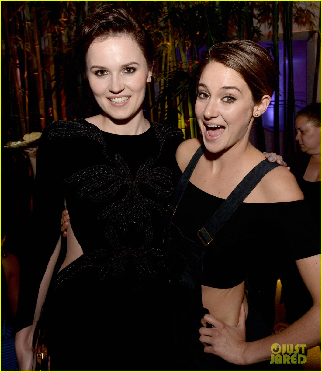 shailene woodley divergent premiere after party 063074681
