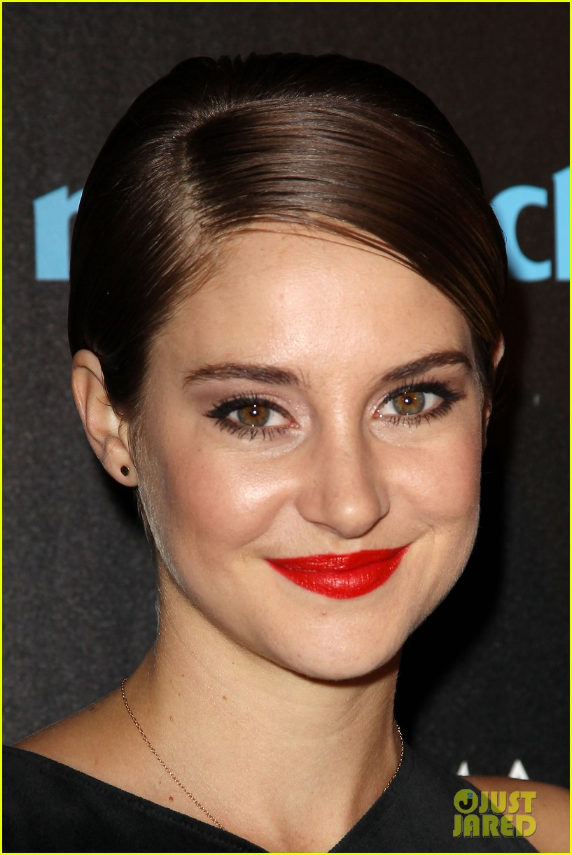 shailene woodley theo james divergent nyc screening 15