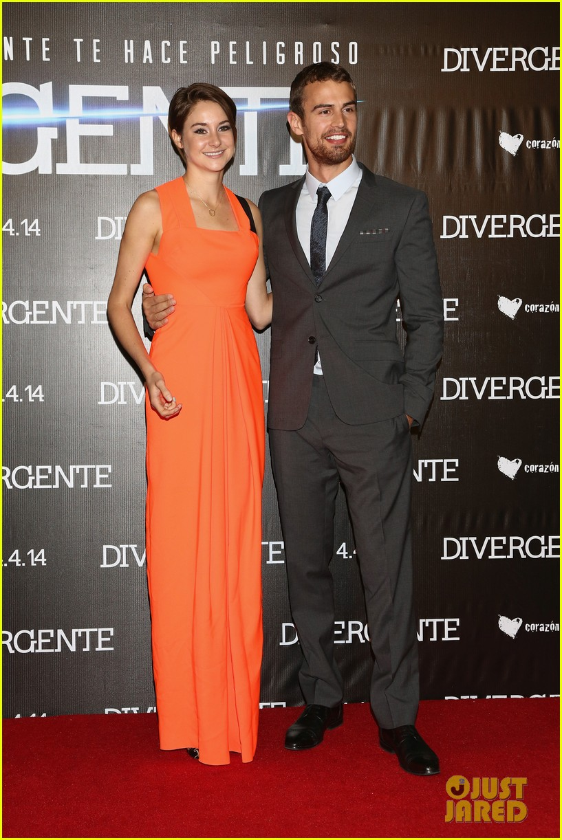 Theo James Girlfriend 2014 Galleries related: theo james