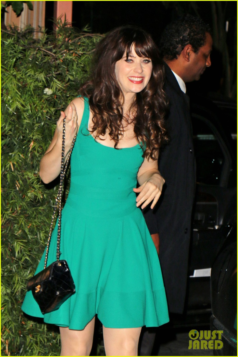 zooey deschanel kellan lutz pre oscars party sunset tower 07
