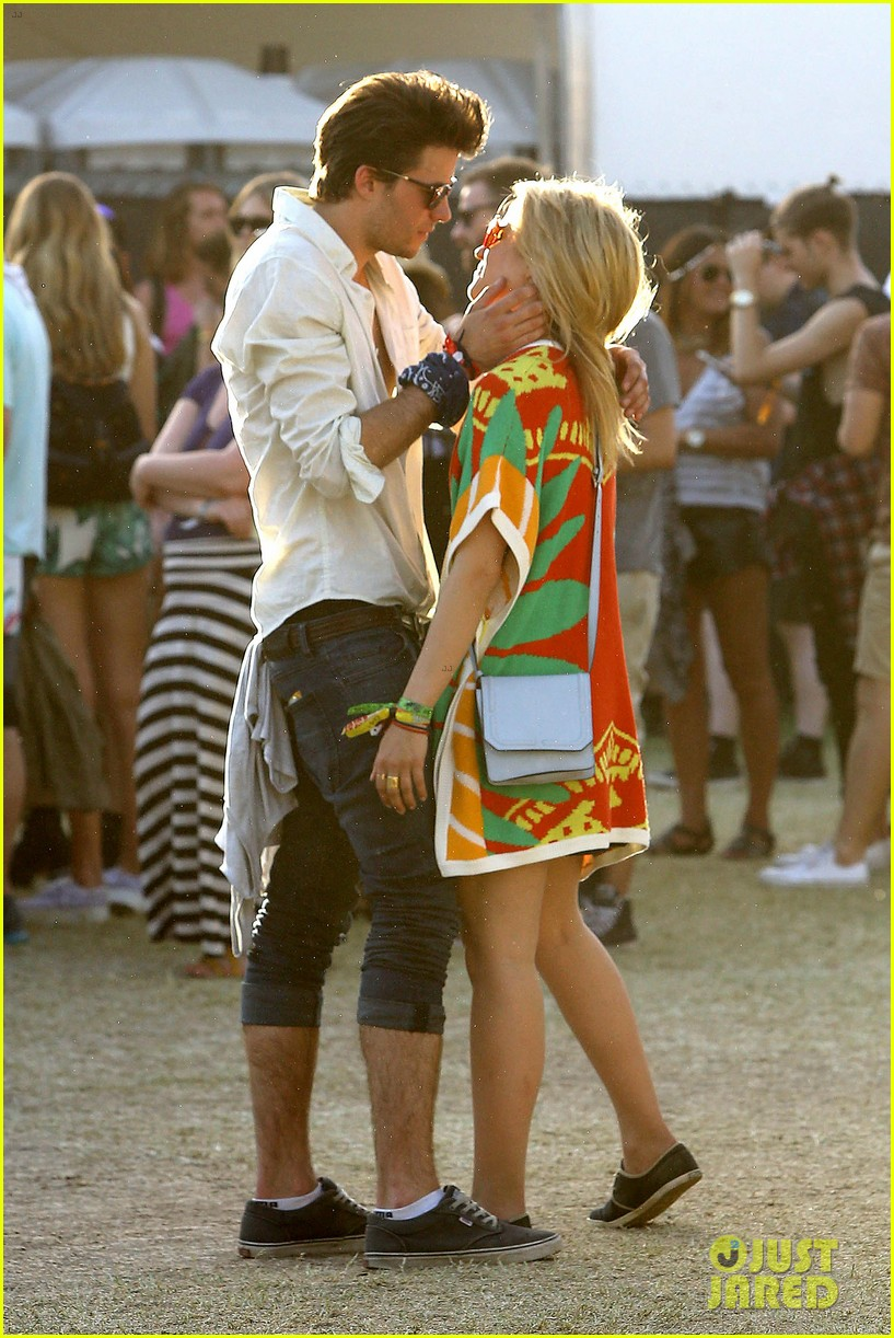 dianna agron captures coachella moments thomas cocquerel 013091769