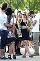 dianna agron captures coachella moments thomas cocquerel 11