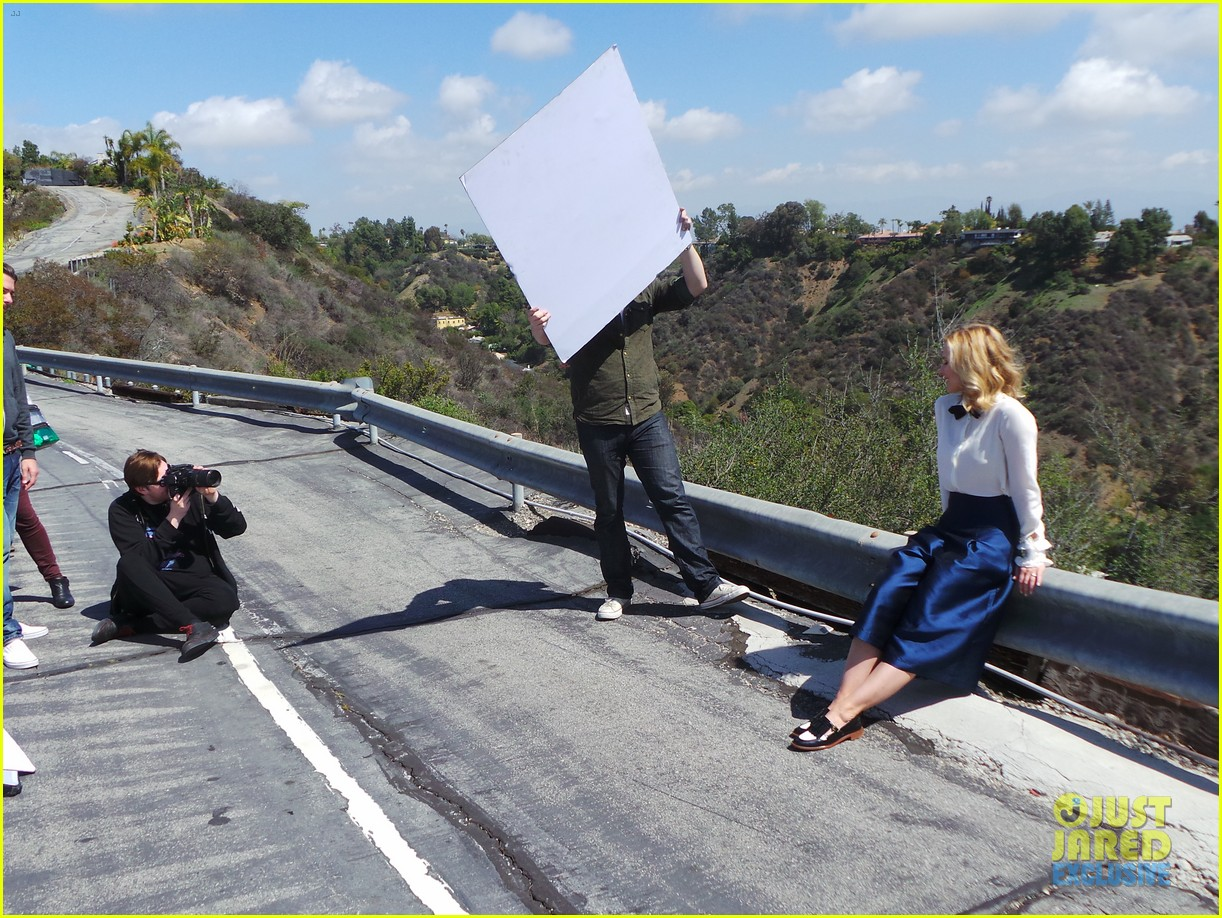kristen bell just jared spotlight behind the scenes 10