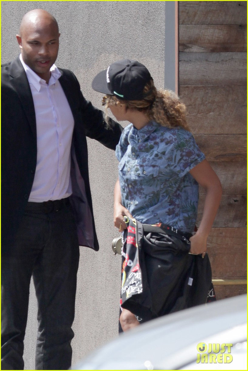 beyonce jay z lunch after surprise coachella appearances 04
