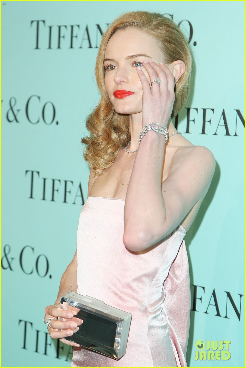 kate bosworth michael polish tiffany co blue book celebration 16