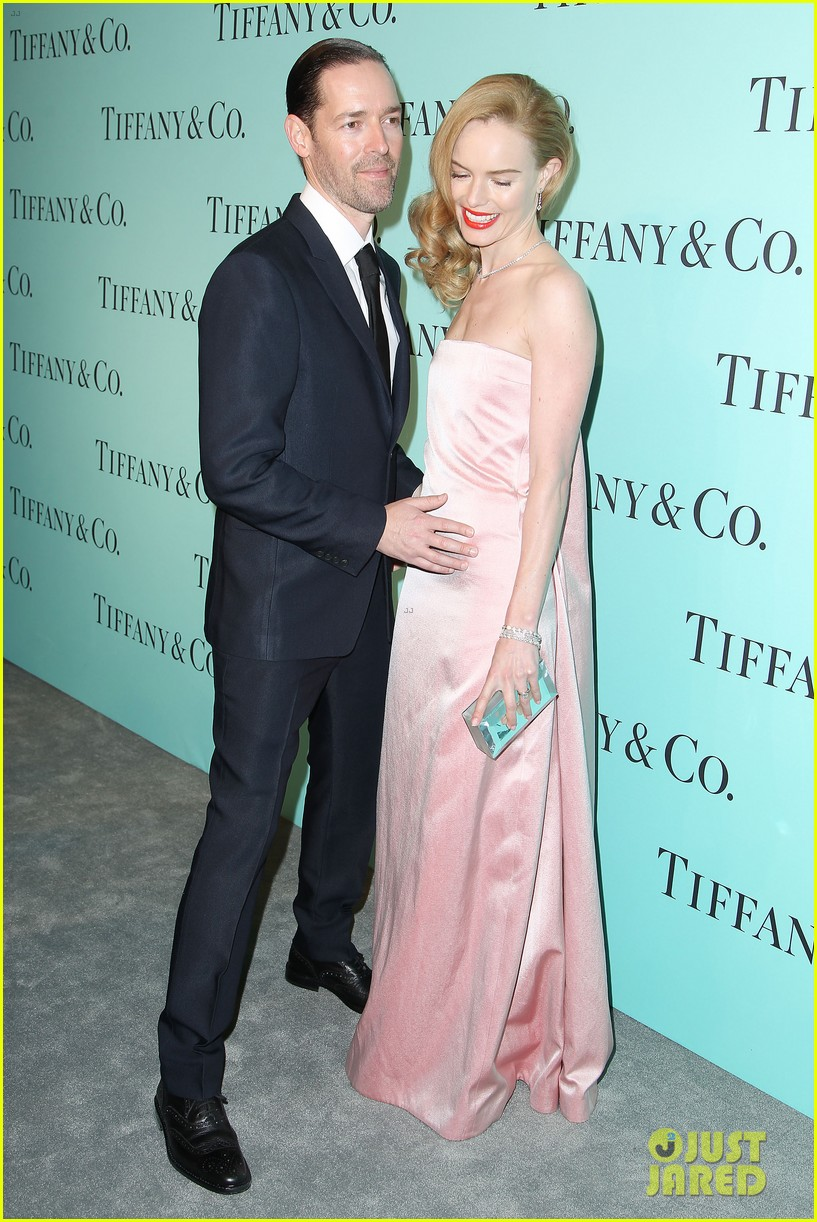 kate bosworth michael polish tiffany co blue book celebration 19
