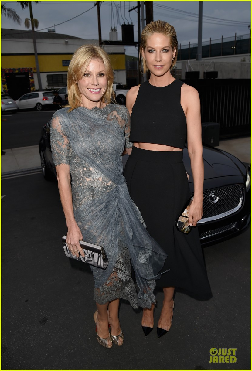 julie bowen ben mckenzie la modernism opening night 01
