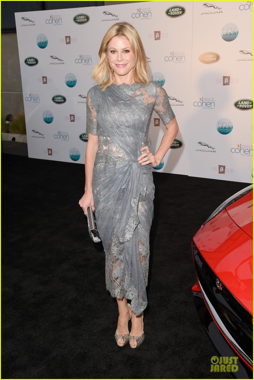 julie bowen ben mckenzie la modernism opening night 063099593