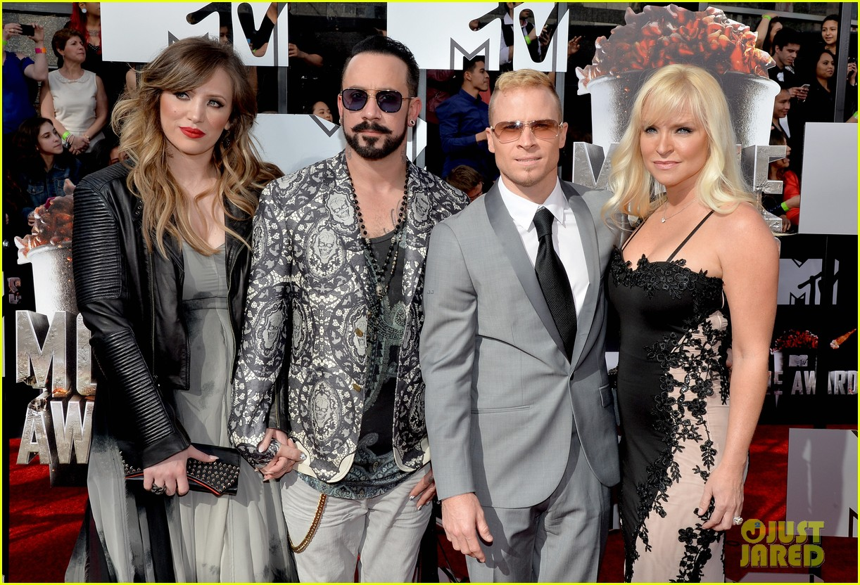 backstreet boys mtv movie awards 2014 013091222