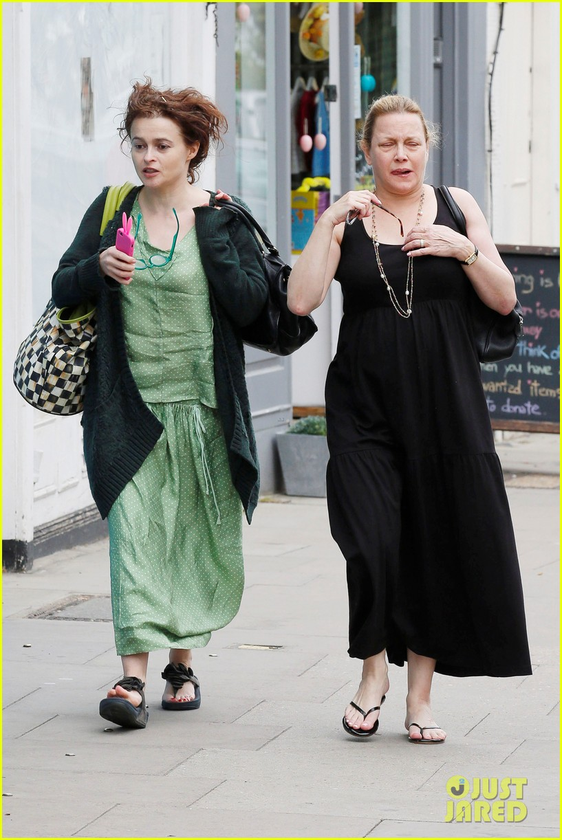 helena bonham carters portrayal of elizabeth taylor landed her a tv bafta nomination 023094654