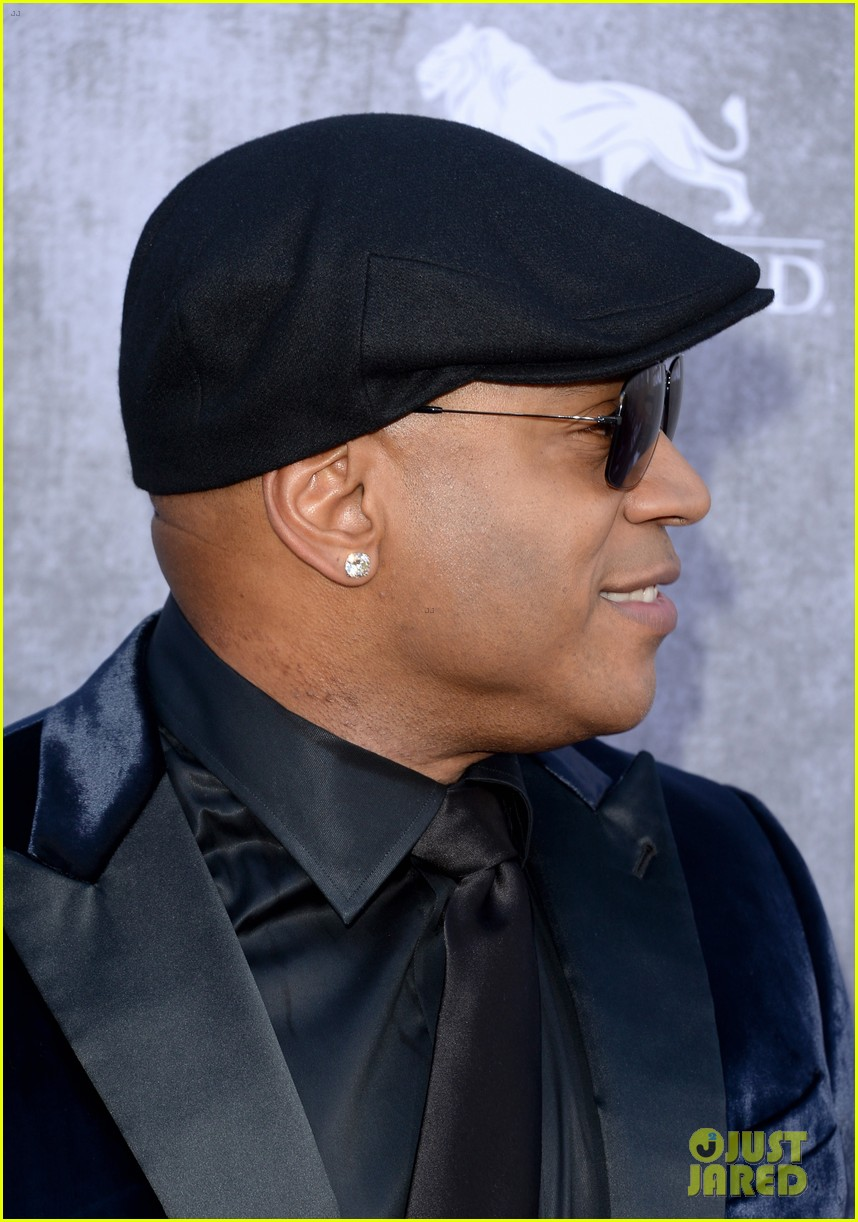 ll cool j chris odonnell buddy up at acm awards 2014 043085874