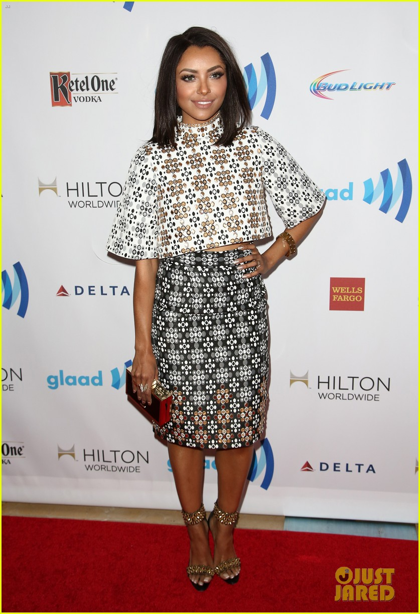 eric dane kat graham honor lgbt at glaad media awards 013090352