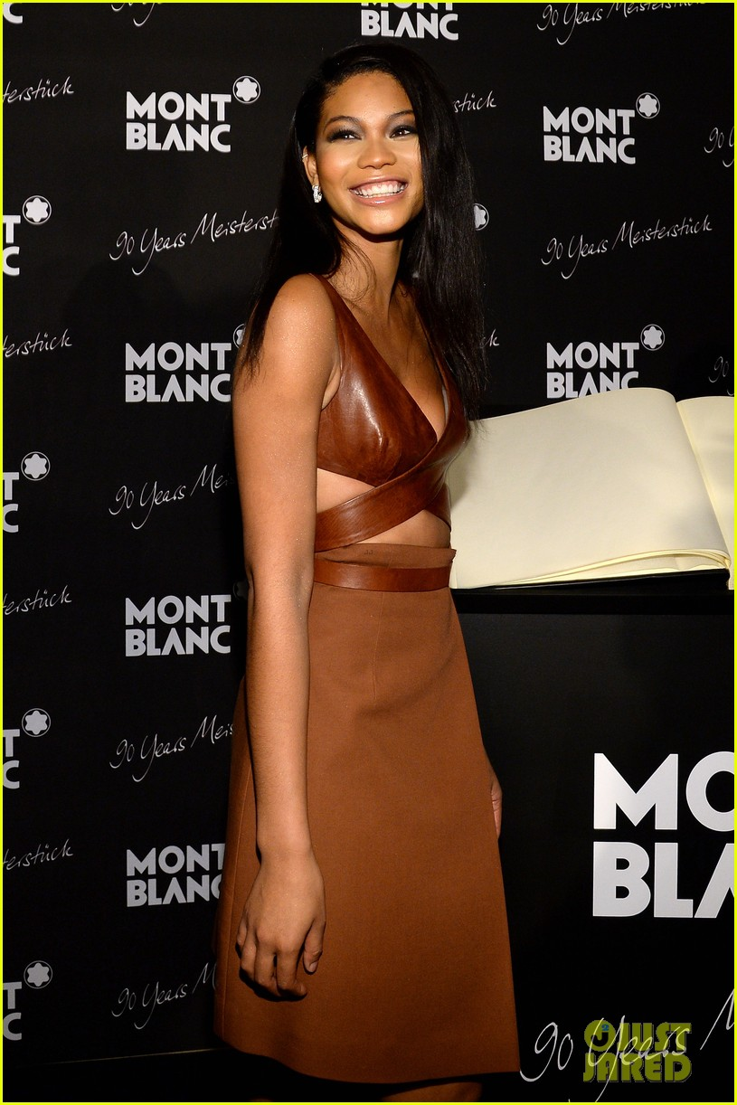 rosario dawson madalina ghenea montblanc celebrate 90 years of the iconic meisterstuck 07