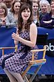 zooey deschanel tommy hilfiger collection launch 18