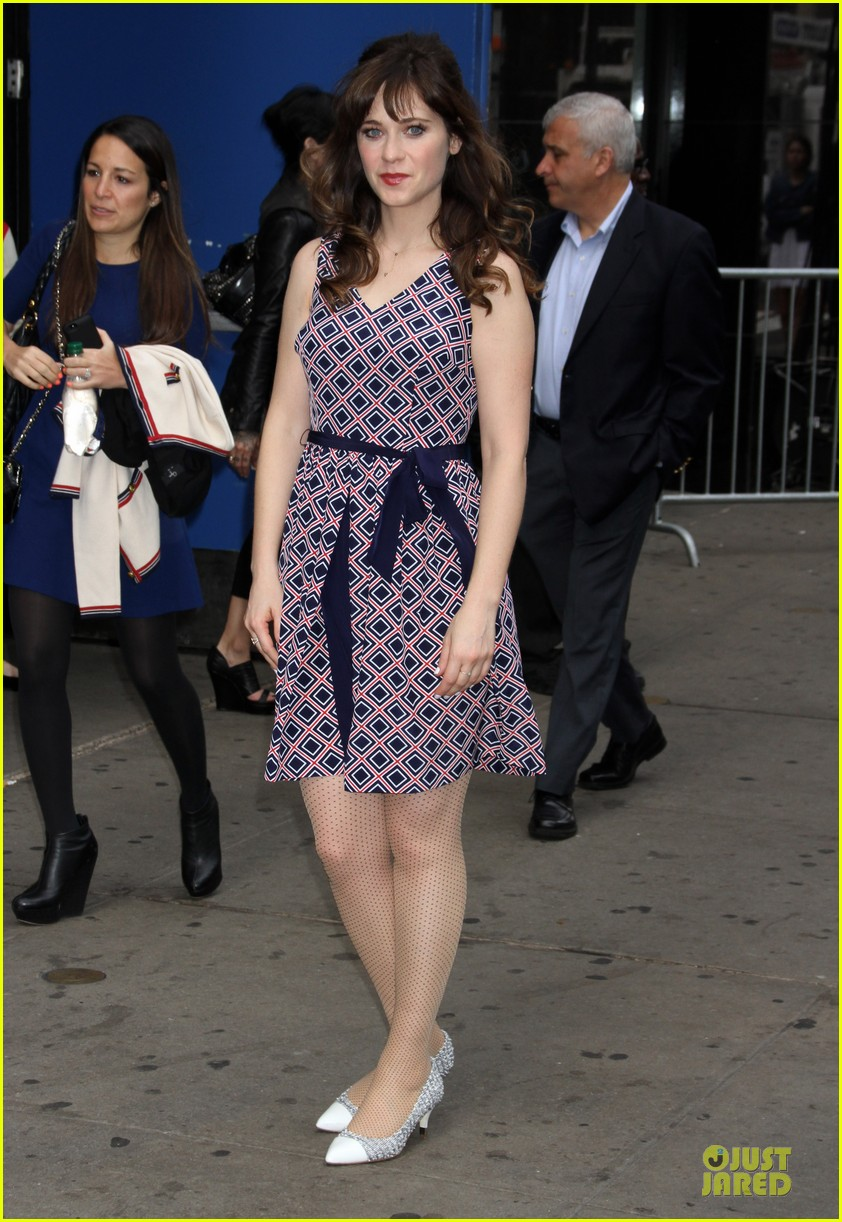 zooey deschanel tommy hilfiger collection launch 20