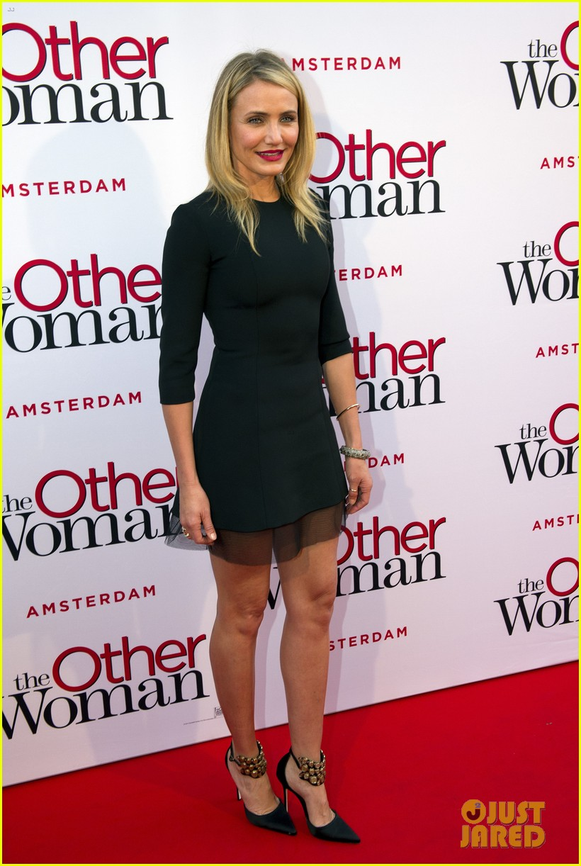 cameron diaz gets glam with kate upton leslie mann for the other woman 05