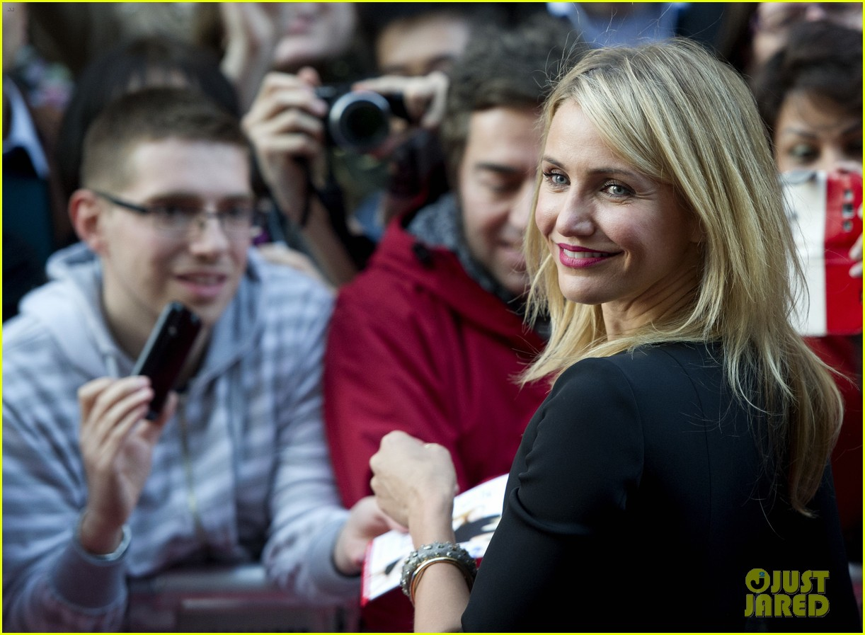cameron diaz gets glam with kate upton leslie mann for the other woman 063083239