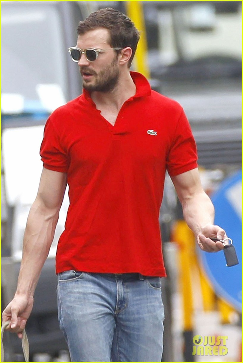 jamie dornan treats his wife to lunch in london 023093849