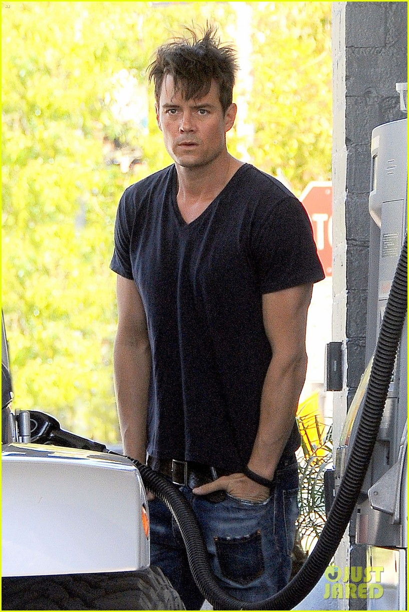 josh duhamel messy hair woke up like this 02