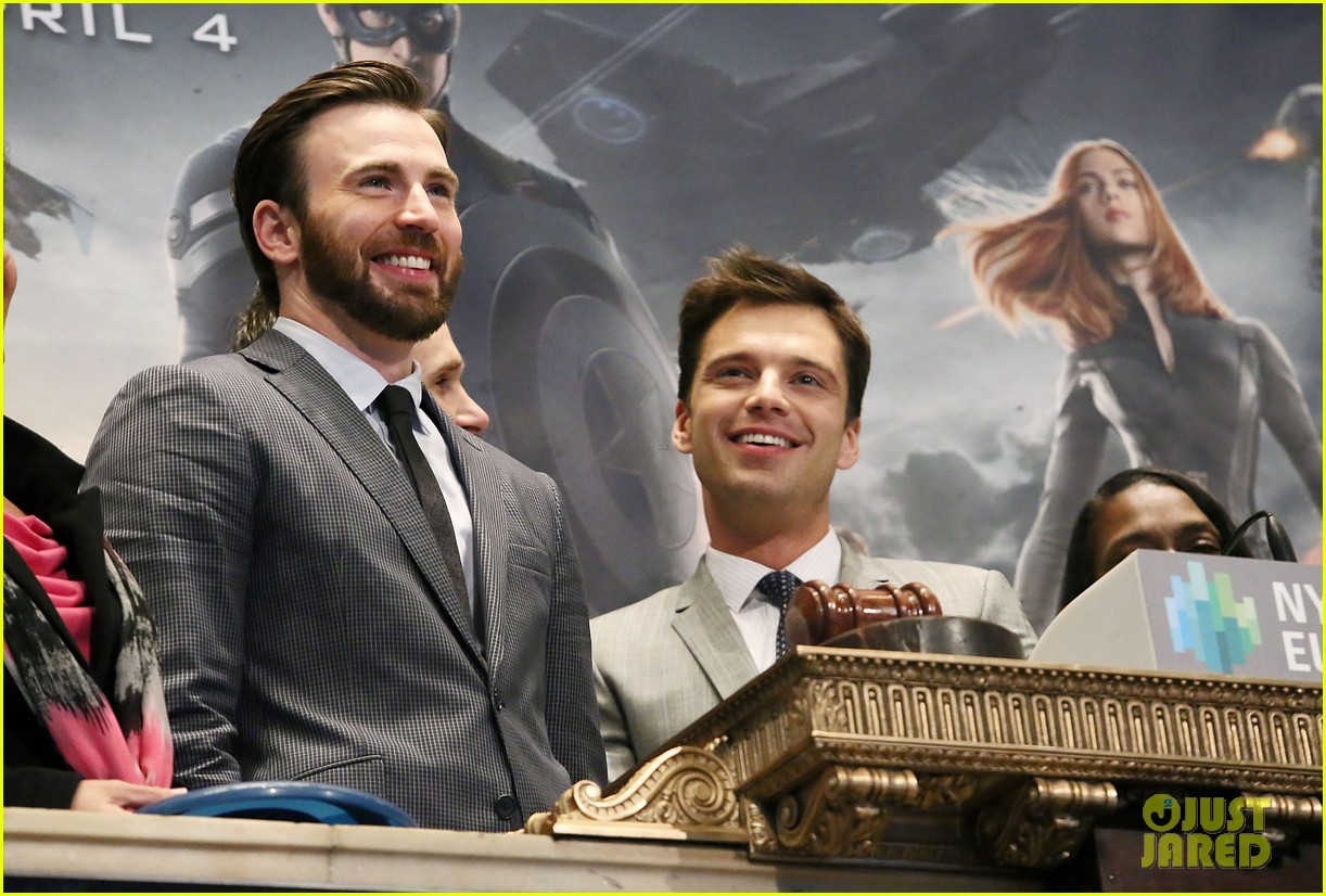 chris evans passes fantastic four torch to michael b jordan 11