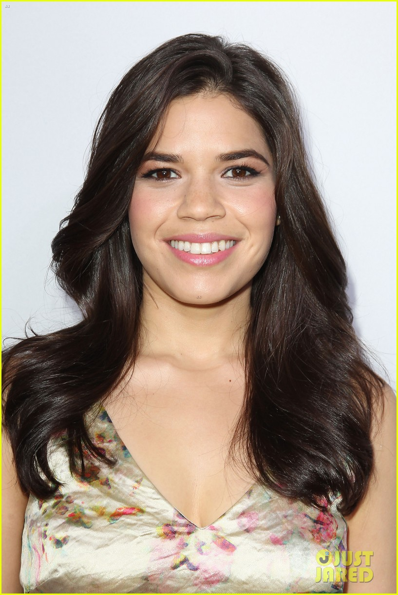 america ferrera coco rocha women in the world summit 2014 273084450