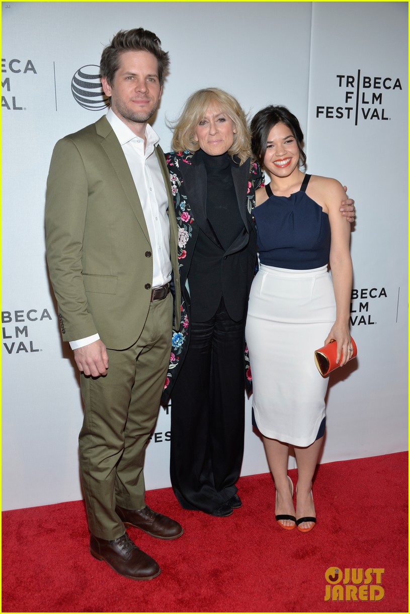 america ferrera husband bring new movie to tribeca 09