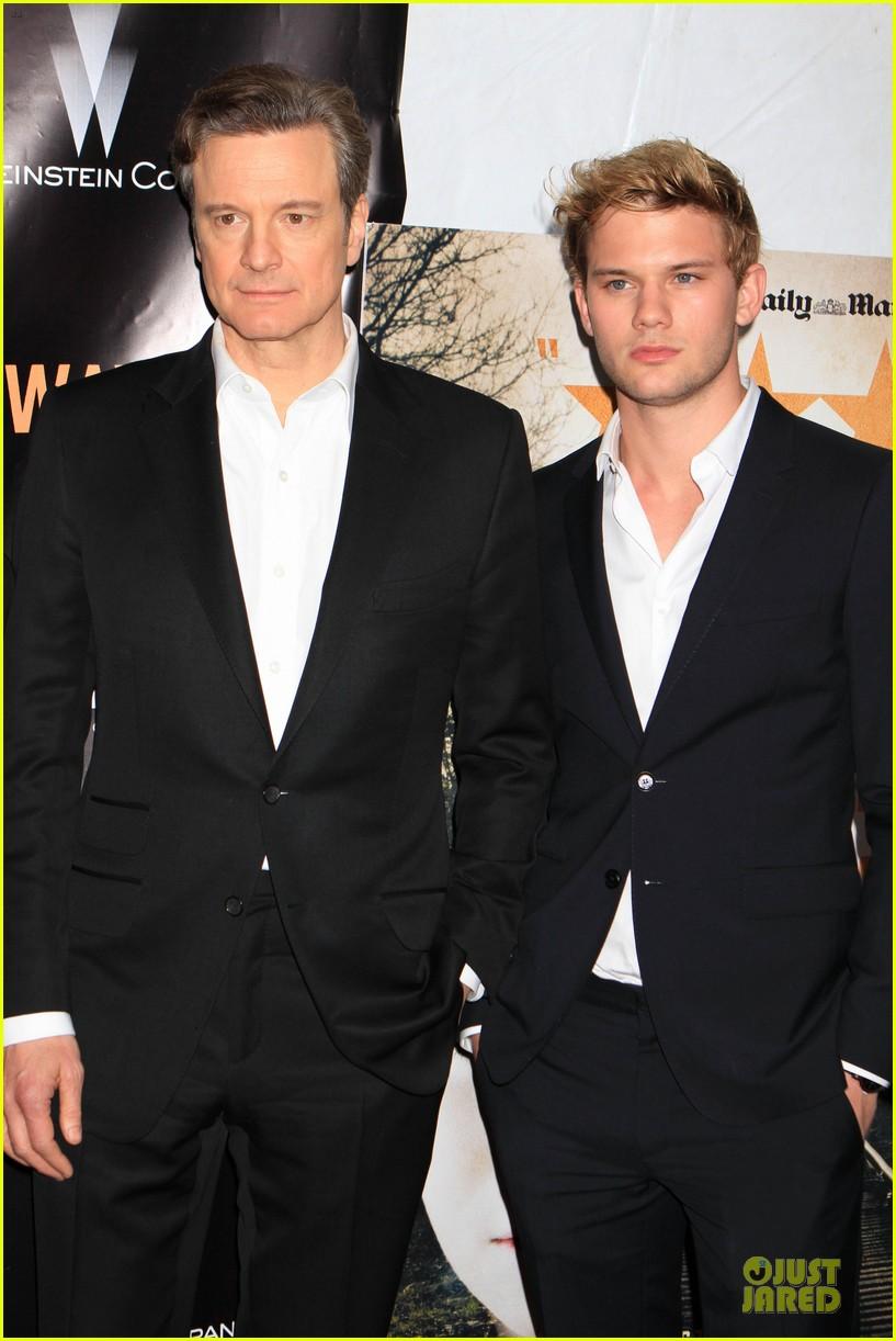 colin firth jeremy irvine railway man to nyc 043086754