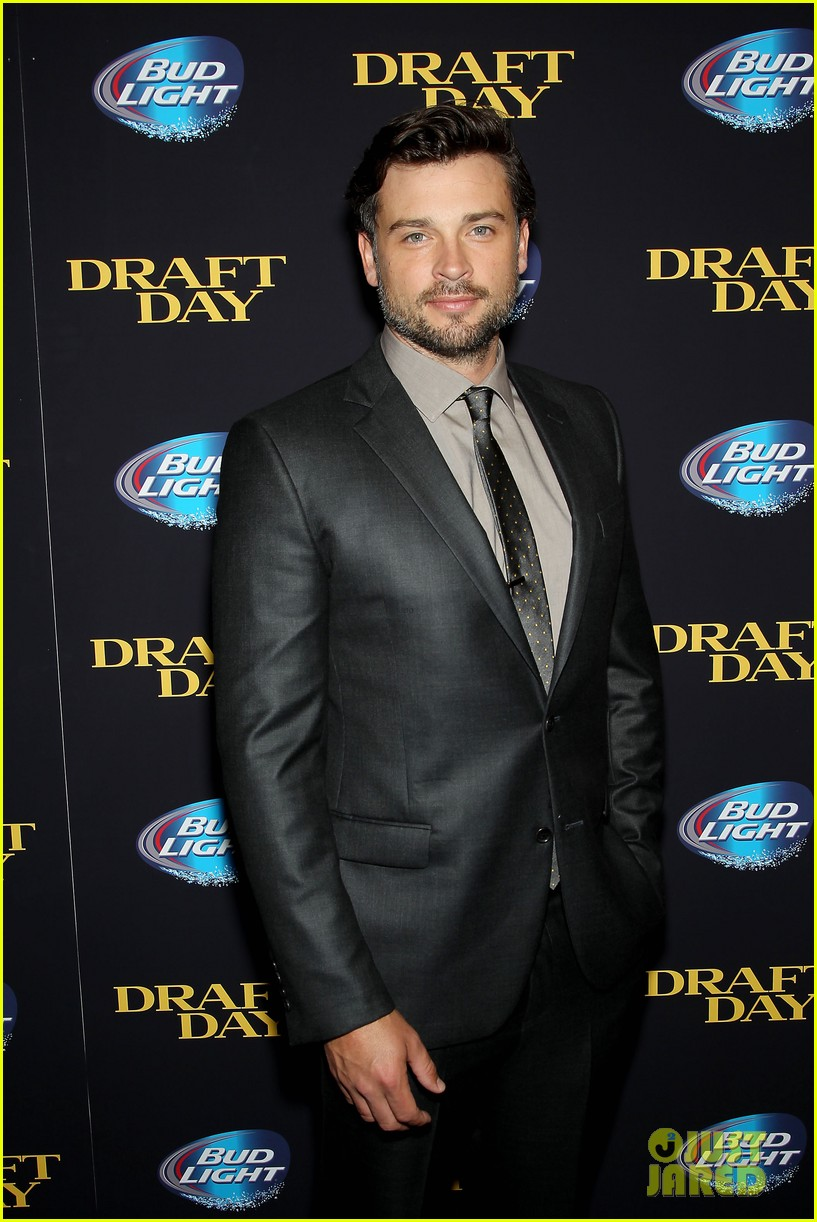 jennifer garner tom welling draft day new york city 25