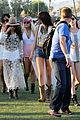 selena gomez bra sheer dress at coachella 13