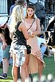 ashley greene paul khoury first coachella together 08