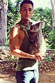 colton haynes giant pecs take over this shirtless pic 04