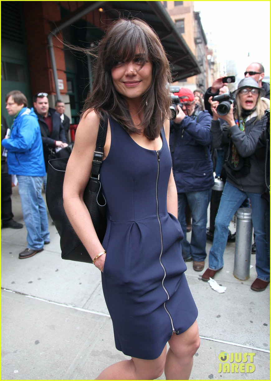 katie holmes paul wesley help kick off tribeca film fest 083094045