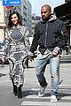 kim kardashian changes into two different dresses 03