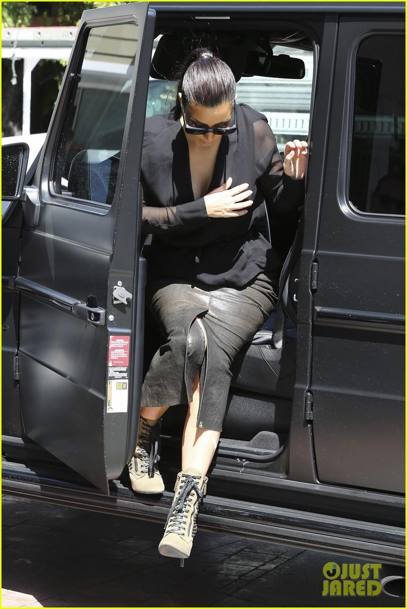 kim kardashian goes shopping for bikinis with mom kris jenner 303097765