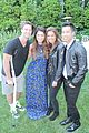 katherine schwarzenegger receives lots of support from family at her book launch 03