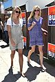 dianna agron jaime king go without shoes for toms 06